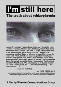 I'm Still Here: The Truth about Schizophrenia (DVD)