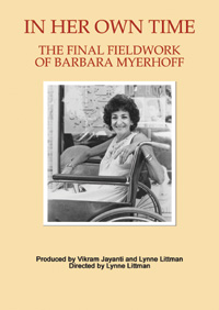 In Her Own Time: The Final Fieldwork of Barbara Myerhoff (DVD)