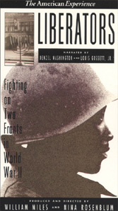 Liberators: Fighting on Two Fronts in World War II (VHS)