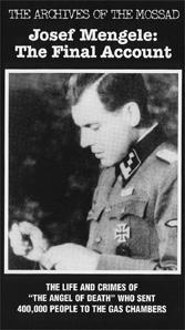 Josef Mengele: The Final Account (VHS)