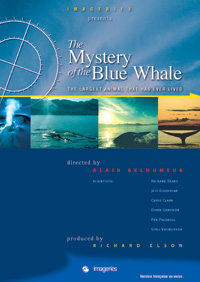 Mystery of the Blue Whale, The (DVD)