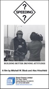 Speeding? (VHS)