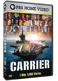 CARRIER: The Series (DVD)
